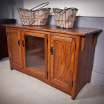Country Value Side Table