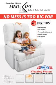 Medi-Lift Spill Resistant