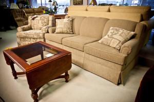 Charles Schneider Living Room Set