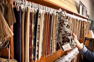 Charles Schneider Upholstery Choices